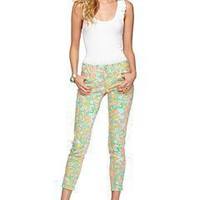 Worth Skinny Mini Printed - Lilly Pulitzer