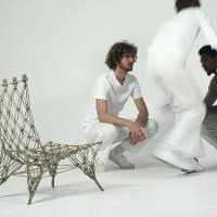 Knotted Chair | Droog Studio Work | by Marcel Wanders