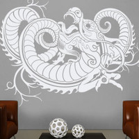 Surface Collective's Wall Tattoos / Wall Decals / Laptop Decals - Product - Enter the Dragon
