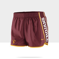 Check it out. I found this Nike Pacer Chainmaille (USC) Women's Running Shorts at Nike online.