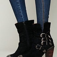 Jeffrey Campbell + Free People  Anslie Ankle Boot at Free People Clothing Boutique
