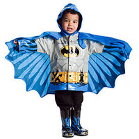 ThinkGeek :: Kids' Superhero Raincoats
