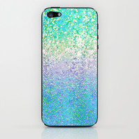 Summer Rain Revival iPhone & iPod Skin by Lisa Argyropoulos