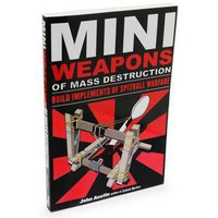 ThinkGeek :: Mini Weapons of Mass Destruction
