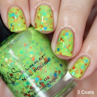 Toucan Touch This Nail Polish – KBShimmer Bath & Body