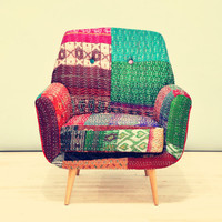 Bay armchair - fall