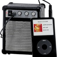 Fifty/50 Retro MP3 Speaker Amplifier