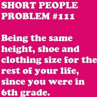 Pinterest / Search results for short girl problem