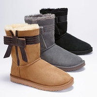Josette Bow Boot<br/>  - UGG® Australia - Victoria's Secret