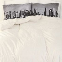 NYC Skyline Pillowcase SetOnline Only!