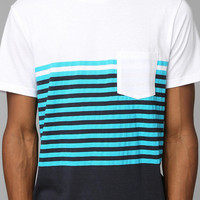 Urban Outfitters - Hawkings McGill Pique Stripe Tee
