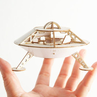 Model Kit - Mars Lander - Miniature Space Ship