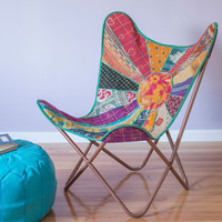 Relaxed and Ravishing Butterfly Chair | Mod Retro Vintage Decor Accessories | ModCloth.com