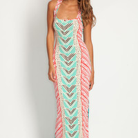 Mara Hoffman Tank dress in luau
