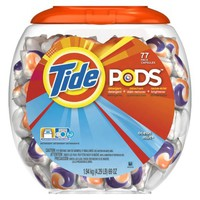 Tide Ocean Mist High Efficiency PODS 77 ct