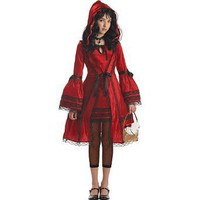 California Costumes Women's Red Riding Hood Tween Costume