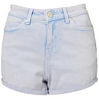 MOTO High Waist Hotpants - Shorts  - Apparel  - Topshop USA