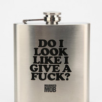 Married To The Mob X UO Flask