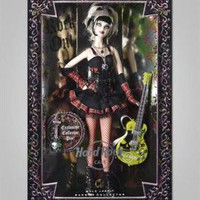 Goth Punk Barbie ?- | Hard Rock Shop