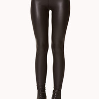 Faux Leather Leggings | FOREVER 21 - 2000051869