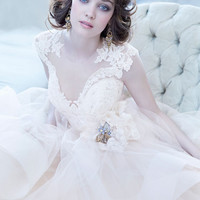 Bridal Gowns, Wedding Dresses by Lazaro - Style LZ3364