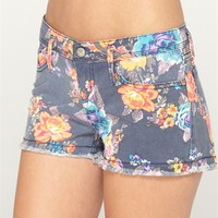 Blaze Cut Off Jean Shorts