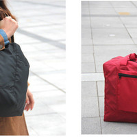 Square Foldable Travel Bags
