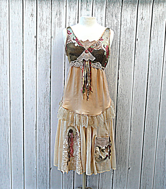 Shabby Chic Praire Girl Boho Country From