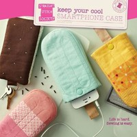 Straight Stitch Society Keep Your Cool Smart Phone Case Pattern
