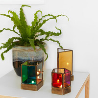 Urban Outfitters - Magical Thinking Geo-Tinted Candle Holder