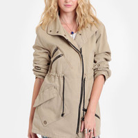 Clydesdale Work Trench Coat By Somedays Lovin