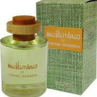 MEDITERRANEO Fragrance 3.4 OZ Eau De Toilette Spray By ANTONIO BANDERAS For MEN