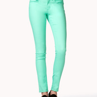 Colored Skinny Jeans | FOREVER21 - 2027252826