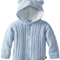 Kitestrings Baby-boys Infant Hooded Sweater Cardigan Jacket With Ears:Amazon:Clothing