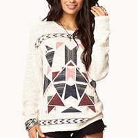 Cozy Southwestern Sweater