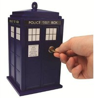 Doctor Who Tardis Safe:Amazon:Toys & Games