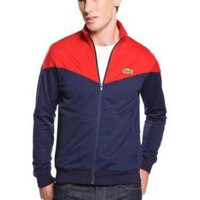 Lacoste Color Block Track Jacket