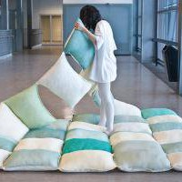 Pillow Blanket | Joon&amp;Jung