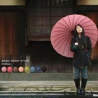 Rakuten - mabu (Mab) Basic ultra-lightweight umbrella 24