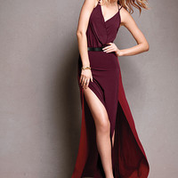 Colorblock Maxi Dress - Victoria's Secret