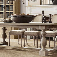 17th C. Monastery Table  | Restoration Hardware