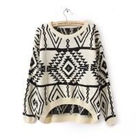 Cute fashion totem sweater