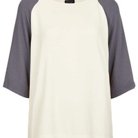 Crepe Textured Tunic - Tops - Clothing - Topshop USA