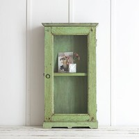 Vintage painted cabinet no 14