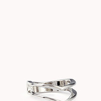 Cutout Pointed Ring