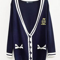 A 072909 College Wind long fashion women's sweater from cassie2013