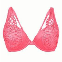 Betsey Johnson's Loops 'n Bounds Underwire Bra Top | Everything But Water