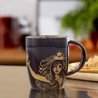 Starbucks 2012 Anniversary Coffee Mug, 12oz:Amazon:Kitchen & Dining