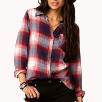 Out West Plaid Shirt