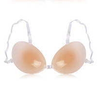 2231 Invisible Silicone Bra For Dress &Bikini2